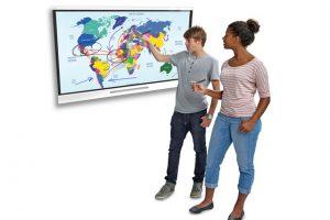 Monitor interaktywny SMART Board 6065