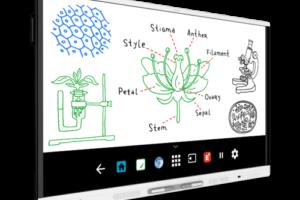 Monitory interaktywne SMART Board MX serii 100 (archiwum)