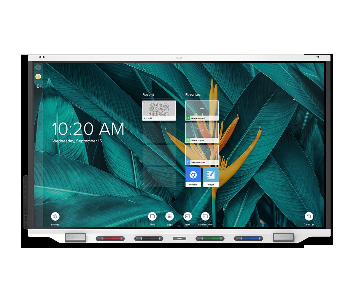 Monitory interaktywne SMART Board® serii 7000R